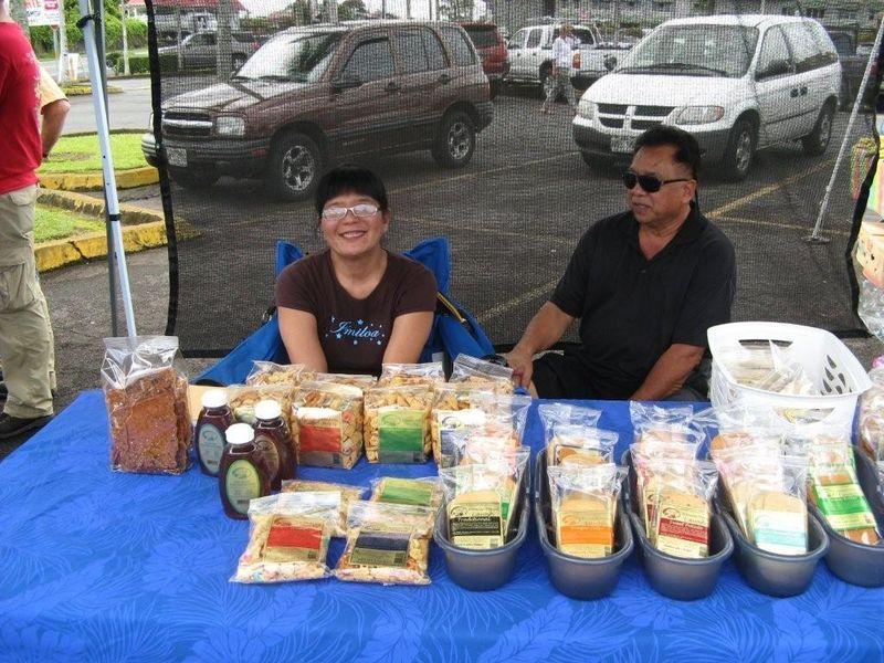 Kinoole farmers market 2 017