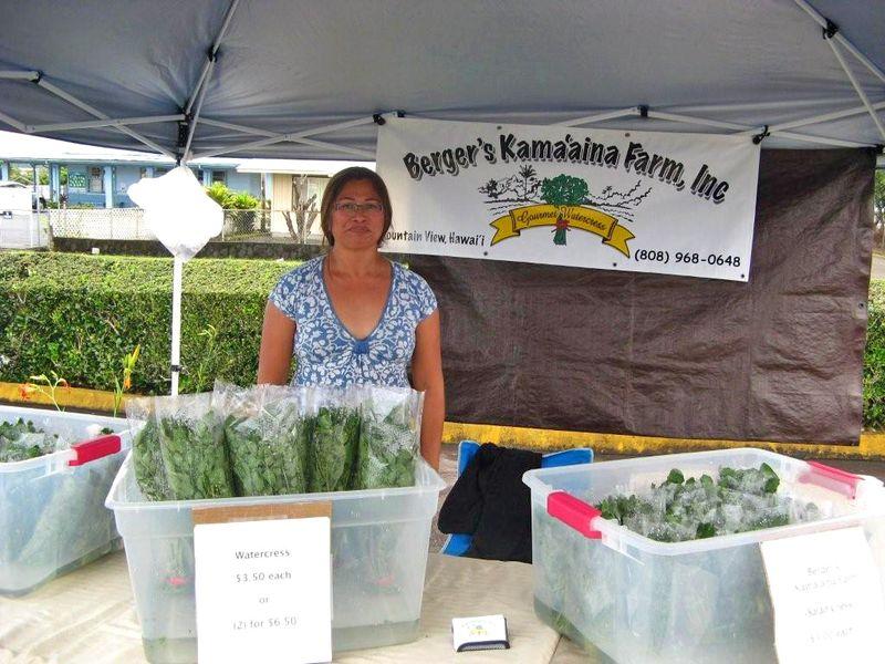 Kinoole farmers market 2 022