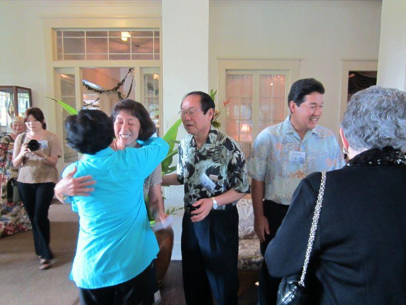 Roberta Chu, Dilling and Henry Yang