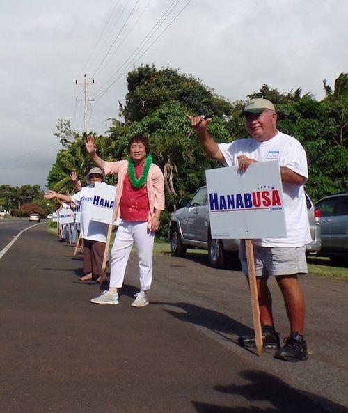 In Hawi-Kohala